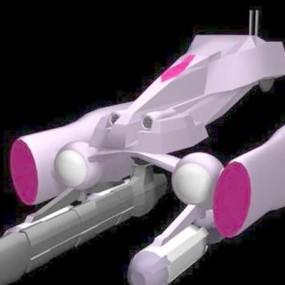 小型飞机153D模型【ID:117148598】