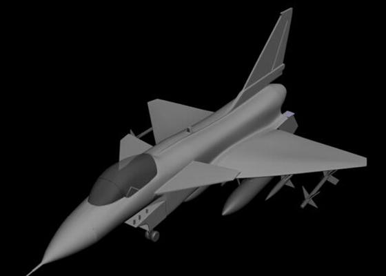 小型飞机183D模型【ID:117149505】