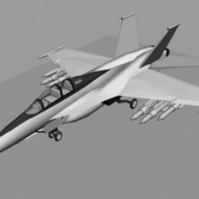 小型飞机193D模型【ID:117149507】