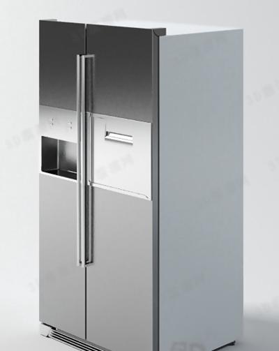 冰箱33D模型【ID:117165242】