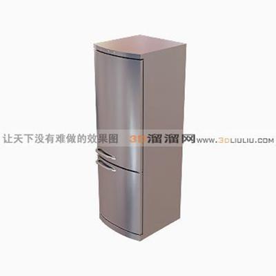 冰箱63D模型【ID:117174283】