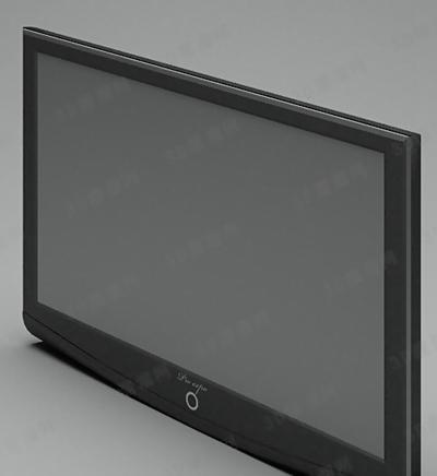 电视13D模型【ID:117215322】