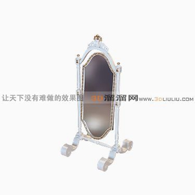 镜子533D模型【ID:117225365】