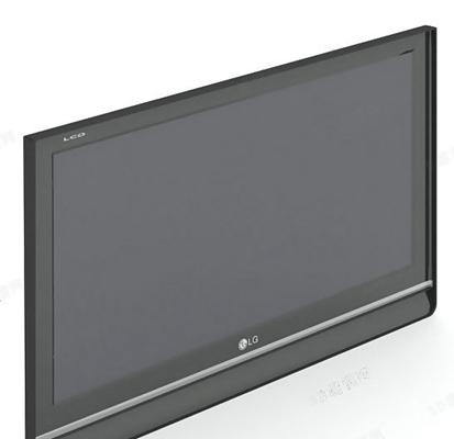 电视13D模型【ID:117262385】