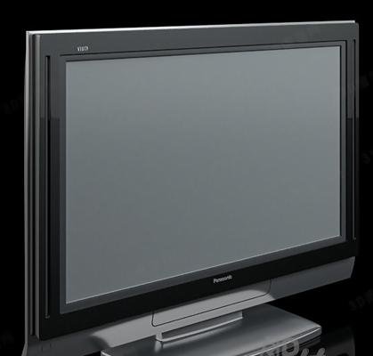 电视43D模型【ID:117262396】