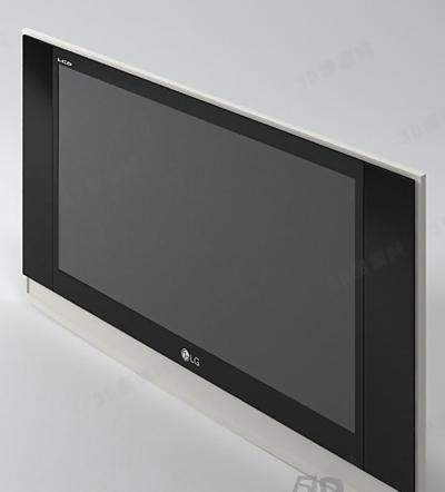 电视53D模型【ID:117262398】
