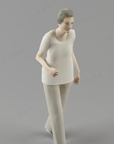 模特213D模型【ID:117309800】