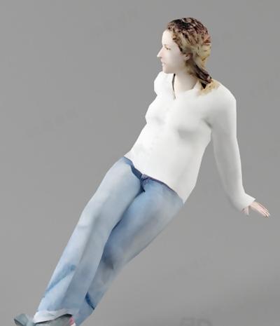 模特223D模型【ID:117309802】
