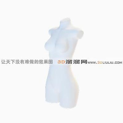 模特363D模型【ID:117309834】