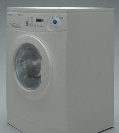 洗衣机23D模型【ID:117325537】