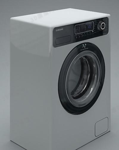洗衣机33D模型【ID:117325538】
