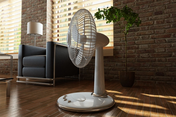 电风扇13D模型【ID:117334959】