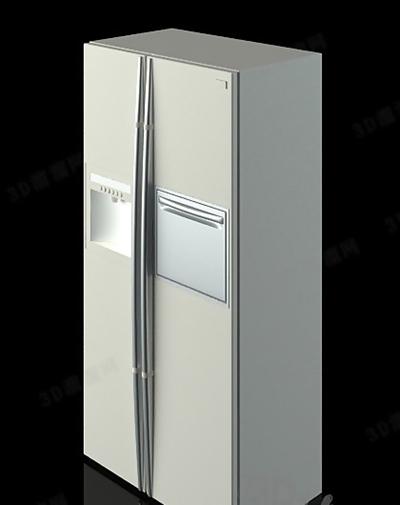 冰箱13D模型【ID:117343278】