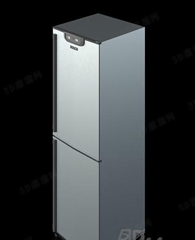 冰箱53D模型【ID:117343286】
