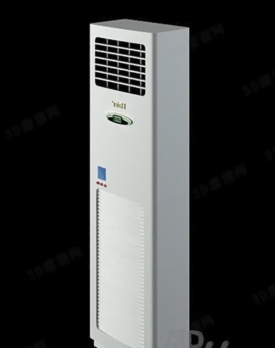 空调13D模型【ID:117364486】