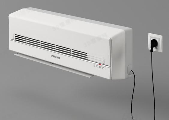空调23D模型【ID:117364491】
