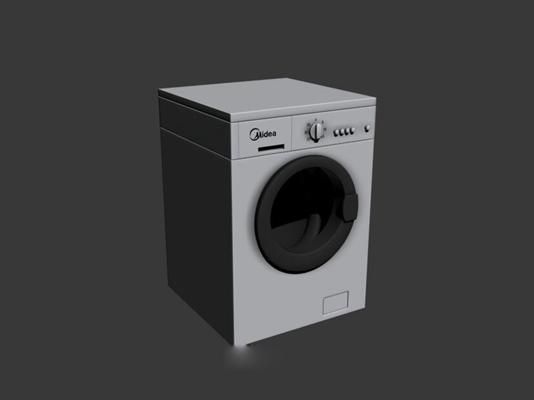 洗衣机3D模型【ID:117500533】