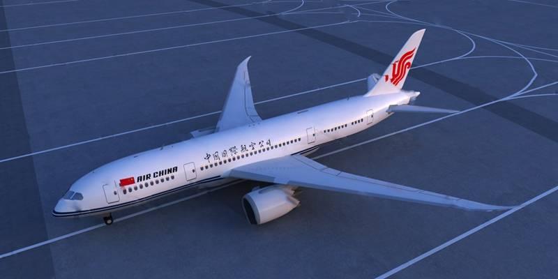 现代飞机3D模型下载【ID:119602492】