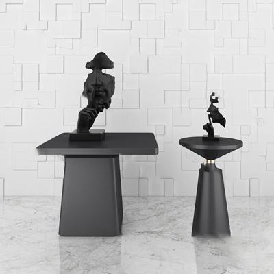 雕塑3D模型【ID:320615845】