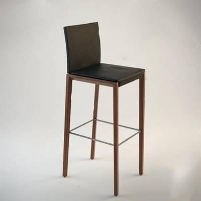 现代休闲椅3D模型下载【ID:219459483】