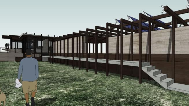 設計你的住宅2008競爭24高建議SU模型【ID:239468295】