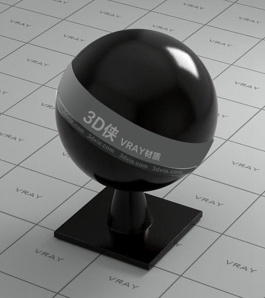 黑色木頭Vray材質【ID:736413324】