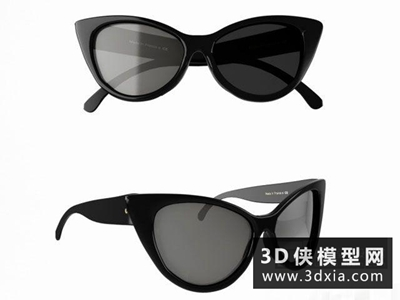 眼鏡國外3D模型【ID:929532638】