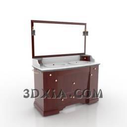 d洗手台sdown59-3DS格式3D模型【ID:16381】