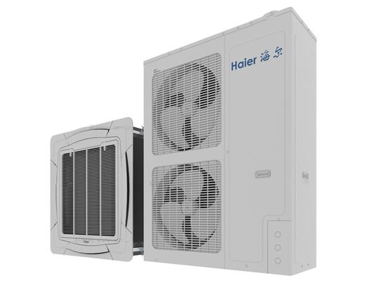 海尔中央空调天花机主机组合3D模型【ID:16825142】
