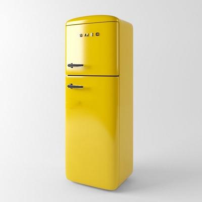 冰箱国外模型3D模型【ID:16893325】