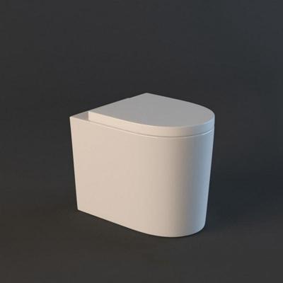 马桶002白色3D模型【ID:16934793】
