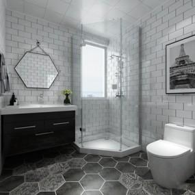 现代卫浴空间365彩票【ID:17041463】