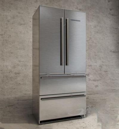 冰箱3D模型下载【ID:17089127】