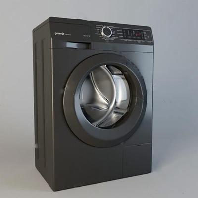 洗衣机3D模型【ID:17092252】