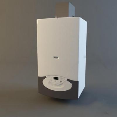 热水器3D模型下载【ID:17092486】