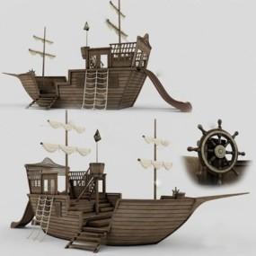 船3D模型【ID:17092778】
