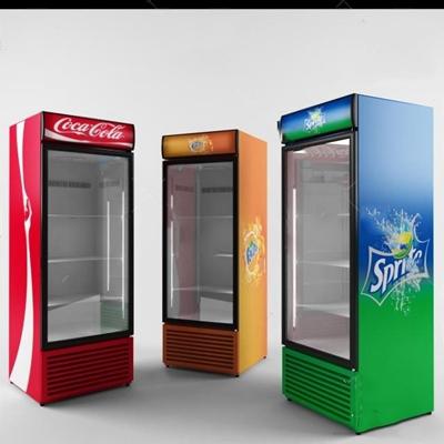 冰箱3D模型【ID:17092827】
