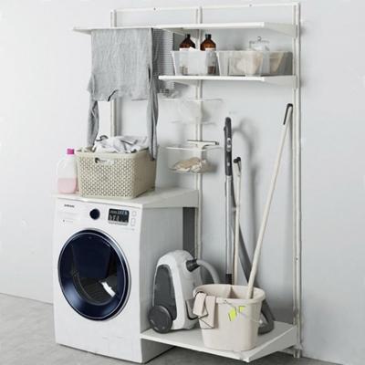 洗衣机3D模型【ID:17093751】