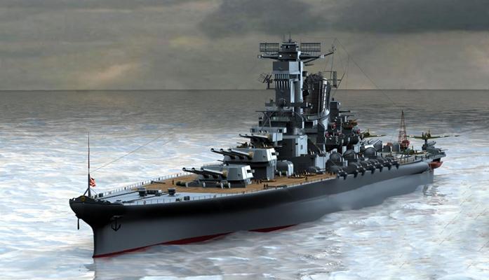 船3D模型【ID:17096771】