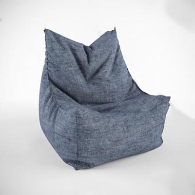 现代沙发凳3D模型【ID:17096827】