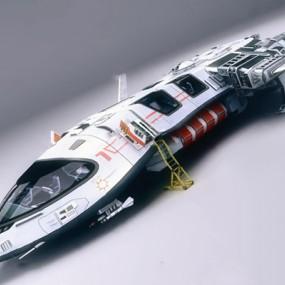 现代飞机3D模型【ID:17098734】