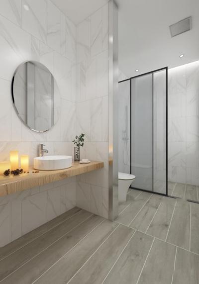 现代卫浴空间3D模型【ID:17201063】
