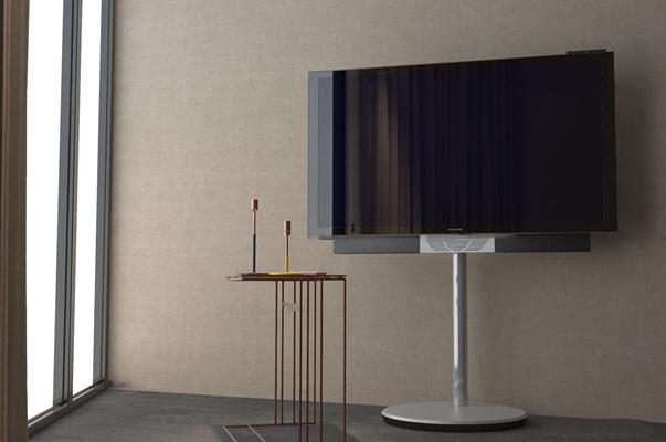 现代电视机边几组合3D模型【ID:17219731】