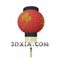 d灯具sdown-127-3DS格式3D模型【ID:17952】