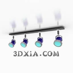 d灯具sdown-143-3DS格式3D模型【ID:17970】