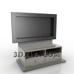 d电视sdown--37-3DS格式3D模型【ID:18785】