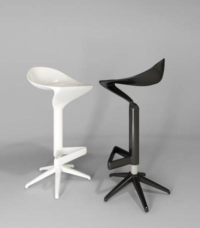 現代吧椅3D模型【ID:327903189】