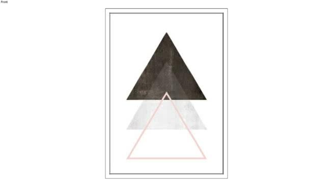 四方幾何學ISU模型【ID:739492991】