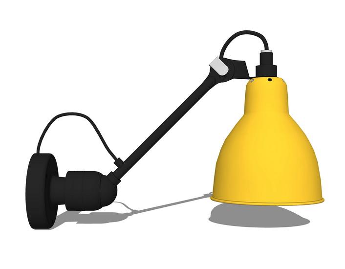 壁燈SU模型【ID:336347956】