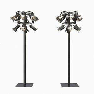 现代舞灯柱3D模型【ID:832415364】